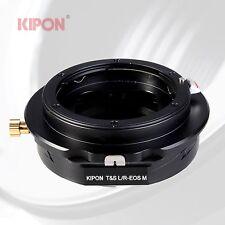 Kipon Tilt Shift Adapter for Leica R Mount Lens to Canon EOS M Mirrorless Camera
