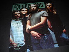 CANDLEBOX 2-sided PROMO DISPLAY AD from 1993 Foundations mag