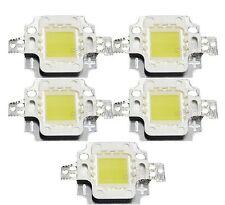 10Watt 10W LED 900~1000LM 9V-12V Bulb High Power Light Cold / Warm White 1~10PCS