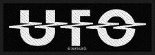 UFO - Patch Aufnäher - logo 10x3cm