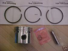 Fits Briggs and Stratton 3hp piston and ring, std p/n 295587