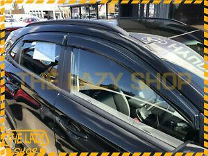 Weathershields, Weather Shields for Hyundai KONA 17+ Window Visors