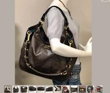 Coach Madison 15958 Xlarge Shoulder Bag Brown