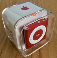 Apple iPod shuffle 4th Generation (PRODUCT) RED 2gb Latest Model Factory Sealed