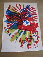 Pearl Jam-Edmonton, Canada Rexall Place September 5, 2005 Ames Bros Poster