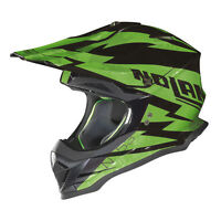 CASCO CROSS NOLAN N53 COMP - 18 metal black TAGLIA S