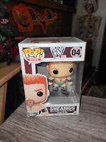 Funko POP WWE 04 Sheamus RARE HTF