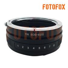 Macro Tilt Adapter for Canon EOS EF mount lens to Canon EOS 5D II III 60D 700D