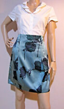 """ALANNAH HILL size 12 rrp $249 55% silk """"MY DYING BRIDE STORY"""" floral SKIRT"""