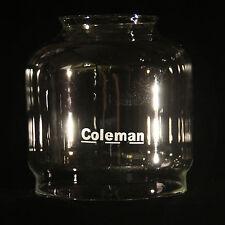 OIL LAMP PRESSURE LAMP GLASS. Coleman Glass for Coleman Pressure Lamp