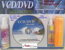 Audiopipe Reinigungsset + Reparaturset  CD + DVD + Navi usw. mit Zubehör  TOP !!
