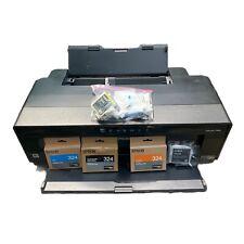 Epson C11CE85201 SureColor P400 Inkjet Printer Excellent condition W/extra Ink
