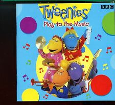 Tweenies / Play To The Music - PC Game