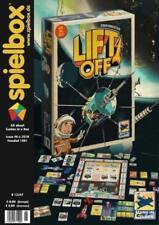 Spielbox Magazine Issue #6 2018, New in English