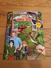 Depesche Create your DINO ZOO mit 174 Stickern