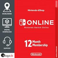 Nintendo Switch Online 12 Monate Familieneinladung | Invite bis Juli 2021