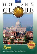 Rom: Antike, Papst und Trastevere - Bonus: Toskana - DVD Golden Globe Reisefilm