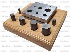 6 disco in acciaio a forma di fiore TAGLIERINA 7 mm - 22 mm Gioielli Modelli Designs
