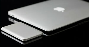 "Freecom Verbatim 2.5"" Mobile Mac HDD Hard Drive USB3 500 GB Pn: 35756"