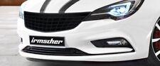 Original Irmscher Opel Astra K Kühlergrill Carbon-Look