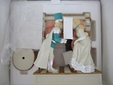 Dance of the Sugar Plum Fairy Music Box Snowbabies Guest Collection Dept 56 IOB