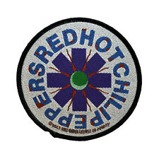 Red Hot Chili Peppers Woven Sew On Patch - Sperm Battle Jacket Patch #74