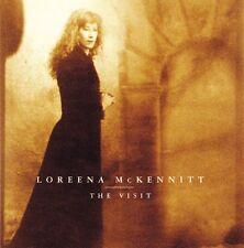 LOREENA MCKENNITT - THE VISIT   VINYL LP + MP3 NEW+