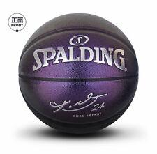 Limited Edition Spalding Kobe Bryant #24 & Signature Nba Basketball ~ Purple 🔮~
