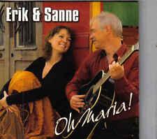 Erik&Sanne-Oh Maria cd single