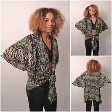 V Neck Boho Tunic, Kaftan Tops & Shirts for Women