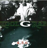 Kool G Rap - 4 5 6 [New CD]