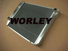 Aluminum radiator for Ford FALCON XA/XB/XC/XD/XE FAIRMONT CLEVELAND 302/351 V8
