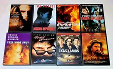Eyes Wide Shut, Mission Impossible 1-3, Risky Business, Interview With A Vampire