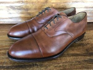 Mens Cole Haan Shoes Size 10.5 D Handmade Made In England