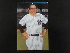 1985 Tcma New York Yankees Yogi Berra Postcard