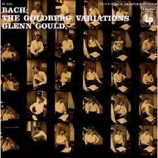 GLENN GOULD - GOLDBERG VARIATIONS,BWV 988 (1955 VERSION)  CD 34 TRACKS BACH NEW+