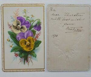 Princess Beatrice Queen Victoria & Prince Albert Daughter Signed Autograph Card