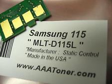 Toner Reset Chip for Samsung SL-M2830DW, SL-M2880FW, MLT-D115L, 115 Refill