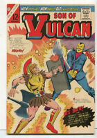 Son Of Vulcan #49 VF He's Back Dr. Kong   CBX3
