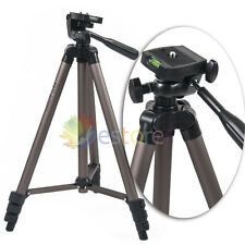WEIFENG WT-3130 Tripod+3-way head Fr Camera DSLR Canon 1200D 100D 700D 650D 600D