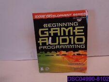 Beginning Game Audio Programming by McCuskey, Mason 1592000290