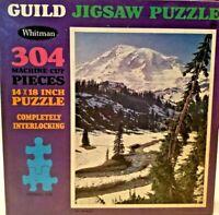 304 piece Guild vintage Jigsaw Puzzle- complete!