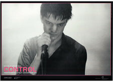 Photo 21x29.5cm (2007) CONTROL Sam Riley, Samantha Morton - Joy Division TBE d#
