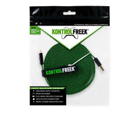 KontrolFreek 12FT Gaming Cable in Green for PS4, Xbox One, PC, & MicroUSB Phones