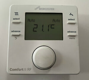 Worcester Comfort 2 (II) RF Thermostat