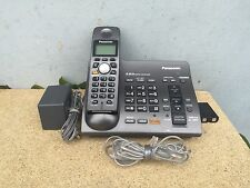 Panasonic Kx-Tg6071 Kx-Tg6072 5.8Ghz Cordless Phone