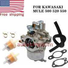 NEW OEM FACTORY KAWASAKI 97-04 MULE 550 520 CARB CARBURETOR 15003-2589