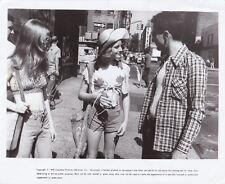 Jodie Foster Robert de Niro Taxi Driver Martin Scorcese Original Vintage 1976
