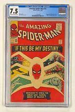 AMAZING SPIDER-MAN #31 Marvel CGC 7.5 Gwen Stacy Harry Osborn 1st Appearance