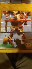 Oscar De La Hoya Autographed 8x10 Photo Vs Mayweather